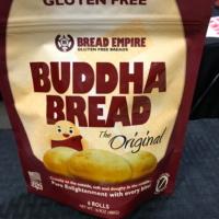 Gluten-free rolls by Buddha Bread