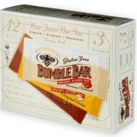 Gluten-free bar by Bumble Bar