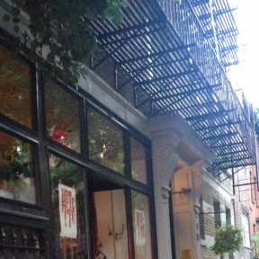 Buvette in West Village NYC