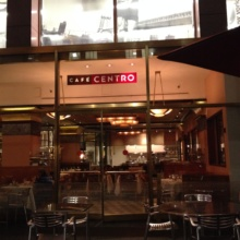 Cafe Centro in Midtown East