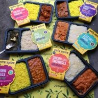 Gluten-free Indian meals from Cafe Spice
