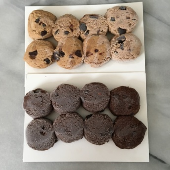 Gluten-free grain-free cookie dough from Cappello's