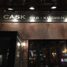 Cask Bar & Kitchen in NYC