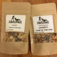 Gluten-free paleo granola by CaveCrave