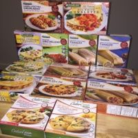 Gluten-free frozen meals from Cedar Lane Natural Foods