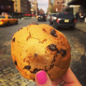 Gluten-free cookie from Champion Coffee