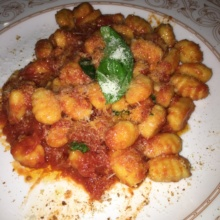 Gluten-free gnocchi from Ciro and Sons