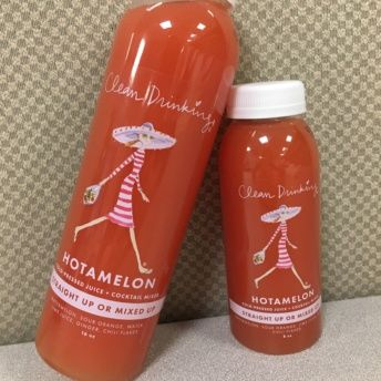 Cold-pressed juice by Clean Drinking Juice Company