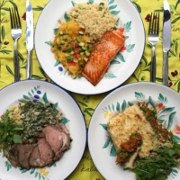 Gluten-free meals from Cook Unity