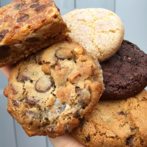 5 Gluten-free cookies and bars from Cookie Good