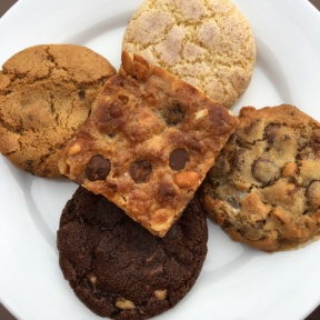 Gluten-free cookies and bars from Cookie Good