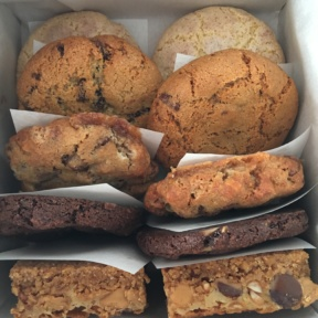 Gluten-free cookies from Cookie Good