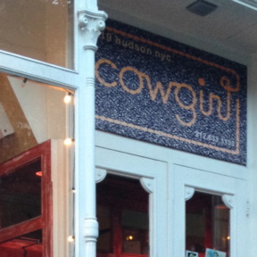Cowgirl in West Village NYC