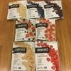 Gluten-free freeze-dried fruit from Crunchies Food