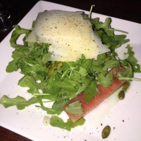 Gluten-free salad from Cuba