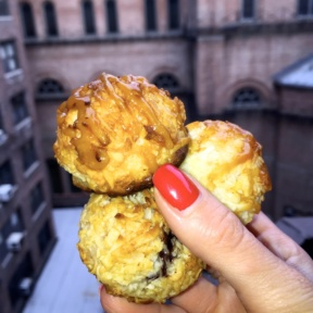 Gluten-free macaroons from Danny Macaroons