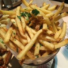 Gluten-free fries from Delicatessen