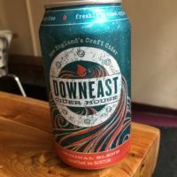 Gluten-free cider from Downeast Cider