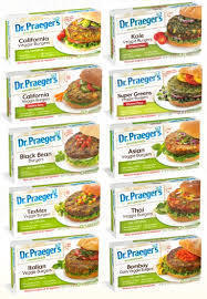 Gluten-free line by Dr. Praeger's