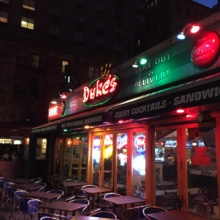 Duke's in Murray Hill NYC
