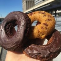 Gluten free and paleo donuts by EKG Project