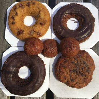 Paleo donuts from EKG Project