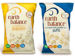 Gluten-free popcorn from Earth Balance