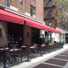 El Toro Blanco in West Village