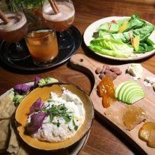 Gluten-free appetizers from Estrella
