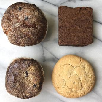 Gluten-free nut-free baked goods by OMG It's Gluten Free