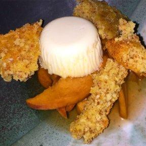 Gluten-free dessert from Faro