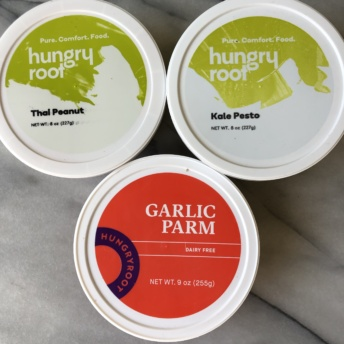Gluten-free sauces from Hungryroot