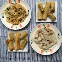 Gluten-free spring rolls and dumplings from Feel Good Foods