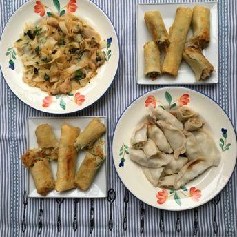 Feel good foods gluten free follow me gluten free spring rolls and dumplings from feel good foods forumfinder Gallery