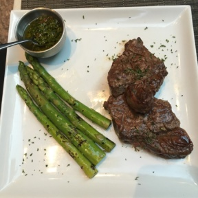 Gluten-free steak from Fogo de Chao