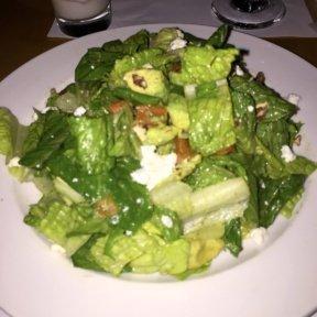 Gluten-free salad from Fonda