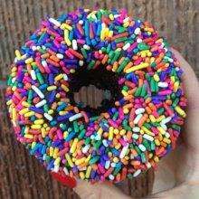 Gluten-free donut from Fonuts