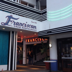 Franciscan Crab Restaurant in San Fran