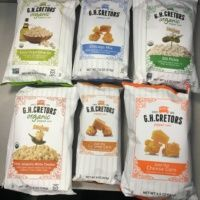 Gluten-free flavored popcorn from G.H. Cretors