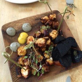 Gluten-free appetizers from Gardenia