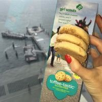 Gluten-free cookies by Girl Scout Cookies