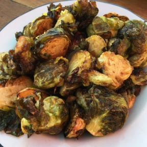 Gluten-free brussels sprouts from Gladstone's