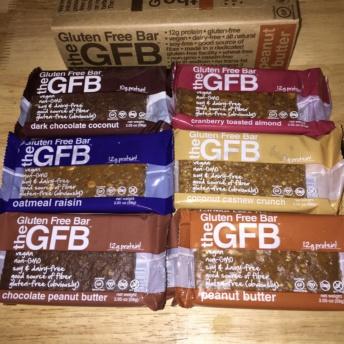 Gluten free bars by Gluten Free Bar