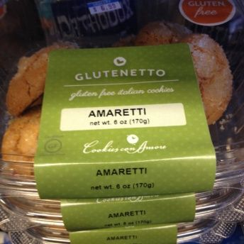 Gluten-free cookies by Glutenetto