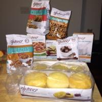 Gluten-free English muffins and pretzels by Glutino