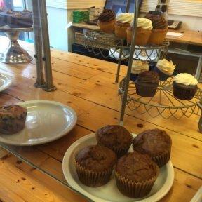 Gluten-free cupcakes from Gluuteny