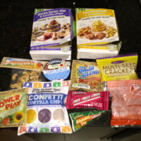 Gluten-free snacks from Go Picnic