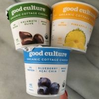 Gluten-free cottage cheese from Good Culture