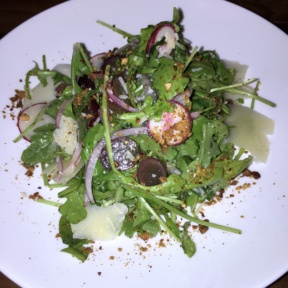 Gluten-free salad from Gran Morsi