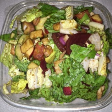 Gluten-free salad from Guy & Gallard